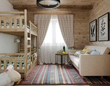 Проект спальни - Чериков