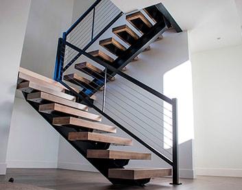 Лестницы из металла в Логойске купить