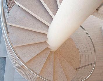 Бетонная лестница в Логойске от 2200BYN