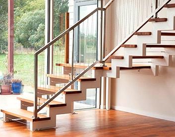 Металлическая лестница в Логойске от 1700BYN