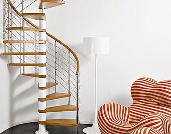 Винтовая лестница в Жлобине от 3600BYN