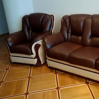 ремонт мягкой мебели в Крупках