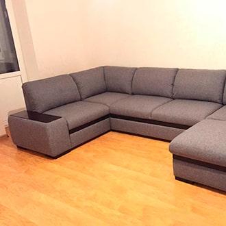 Перетяжка и ремонт мягкой мебели в Костюковичах