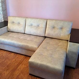 Перетяжка и ремонт мягкой мебели в Поставах