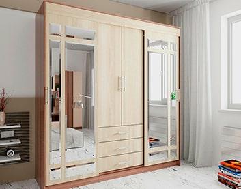 Корпусные шкафы-купе в Дубровно